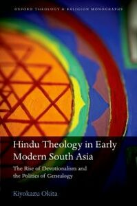 Ebook in inglese Hindu Theology in Early Modern South Asia Okita, Kiyokazu