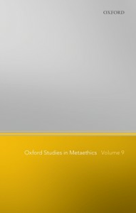 Ebook in inglese Oxford Studies in Metaethics, Volume 9 -, -