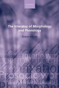 Ebook in inglese Interplay of Morphology and Phonology Inkelas, Sharon