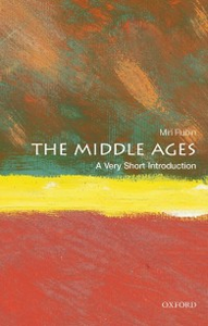 Ebook in inglese Middle Ages: A Very Short Introduction Rubin, Miri