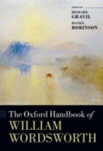 Ebook in inglese Oxford Handbook of William Wordsworth -, -