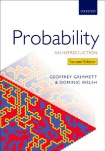 Foto Cover di Probability: An Introduction, Ebook inglese di Geoffrey Grimmett,Dominic Welsh, edito da OUP Oxford