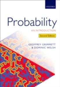 Ebook in inglese Probability: An Introduction Grimmett, Geoffrey , Welsh, Dominic