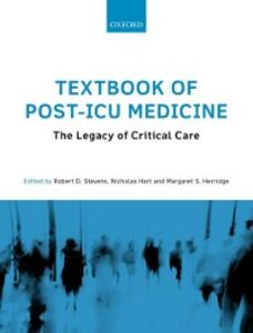 Foto Cover di Textbook of Post-ICU Medicine: The Legacy of Critical Care, Ebook inglese di  edito da OUP Oxford