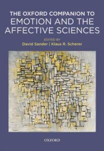 Foto Cover di Oxford Companion to Emotion and the Affective Sciences, Ebook inglese di  edito da OUP Oxford