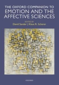 Ebook in inglese Oxford Companion to Emotion and the Affective Sciences
