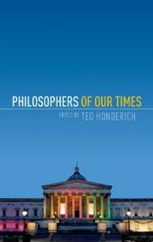 Philosophers of Our Times
