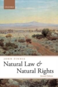 Ebook in inglese Natural Law and Natural Rights Finnis, John