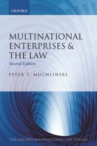 Ebook in inglese Multinational Enterprises & the Law Muchlinski, Peter T.