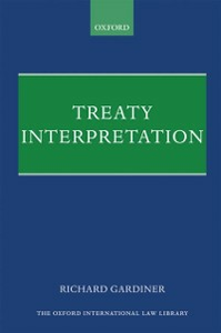 Ebook in inglese Treaty Interpretation Gardiner, Richard