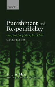 Ebook in inglese Punishment and Responsibility: Essays in the Philosophy of Law Hart, H.L.A.