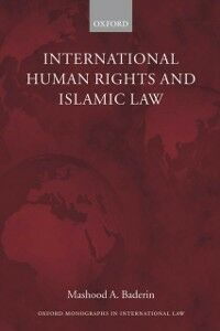 Ebook in inglese International Human Rights and Islamic Law Baderin, Mashood A.