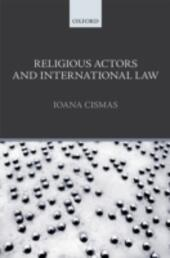Religious Actors and International Law