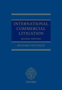 Ebook in inglese International Commercial Litigation Fentiman, Richard