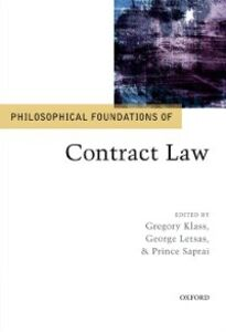 Ebook in inglese Philosophical Foundations of Contract Law -, -