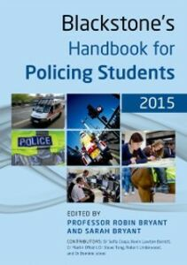 Ebook in inglese Blackstone's Handbook for Policing Students 2015 Gra&ccedil , a, Sofia , Lawton-Barrett, Kevin , O'Neill, Martin , Tong, Stephen