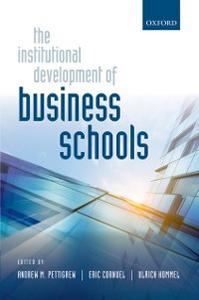 Ebook in inglese Institutional Development of Business Schools -, -