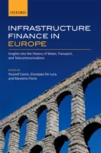 Ebook in inglese Infrastructure Finance in Europe: Insights into the History of Water, Transport, and Telecommunications
