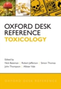 Foto Cover di Oxford Desk Reference: Toxicology, Ebook inglese di  edito da OUP Oxford
