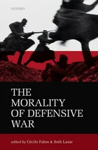 Ebook in inglese Morality of Defensive War -, -