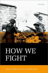 How We Fight: Ethics in War