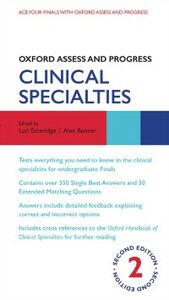 Ebook in inglese Oxford Assess and Progress: Clinical Specialties -, -