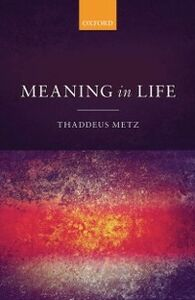Ebook in inglese Meaning in Life Metz, Thaddeus