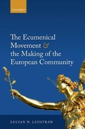 Ecumenical Movement & the Making of the European Community