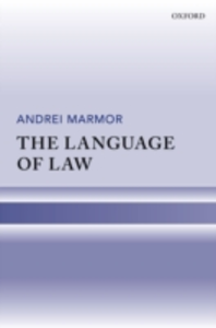 Ebook in inglese Language of Law Marmor, Andrei