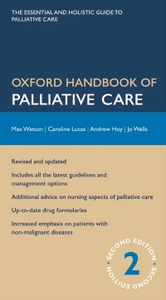 Ebook in inglese Oxford Handbook of Palliative Care Hoy, Andrew , Lucas, Caroline , Watson, Max , Wells, Jo
