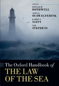 Ebook in inglese Oxford Handbook of the Law of the Sea -, -