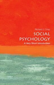 Ebook in inglese Social Psychology: A Very Short Introduction Crisp, Richard J.