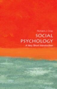 Ebook in inglese Social Psychology: A Very Short Introduction Crisp, Richard J.