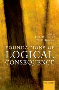 Ebook in inglese Foundations of Logical Consequence -, -
