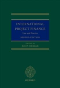 Foto Cover di International Project Finance: Law and Practice, Ebook inglese di  edito da OUP Oxford