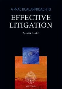 Ebook in inglese Practical Approach to Effective Litigation -, -