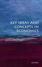 Key Ideas and Concepts in Economics