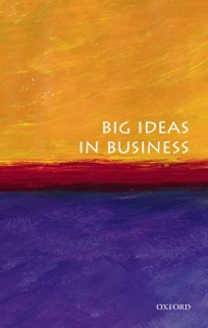Ebook in inglese Big Ideas in Business -, -