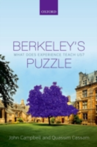 Ebook in inglese Berkeley's Puzzle: What Does Experience Teach Us? Campbell, John , Cassam, Quassim