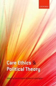 Ebook in inglese Care Ethics and Political Theory -, -