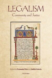 Ebook in inglese Legalism: Community and Justice -, -