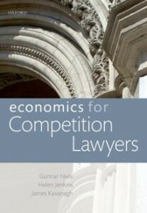 Ebook in inglese Economics for Competition Lawyers Jenkins, Helen , Kavanagh, James , Niels, Gunnar