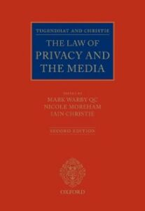 Ebook in inglese Tugendhat and Christie: The Law of Privacy and The Media -, -