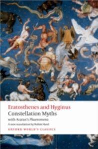 Ebook in inglese Constellation Myths: with Aratuss Phaenomena Aratus , Eratosthenes , Hyginus