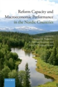 Ebook in inglese Reform Capacity and Macroeconomic Performance in the Nordic Countries -, -