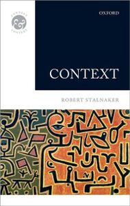 Ebook in inglese Context Stalnaker, Robert
