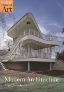 Ebook in inglese Modern Architecture Colquhoun, Alan