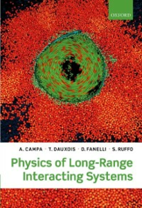 Ebook in inglese Physics of Long-Range Interacting Systems Campa, A. , Dauxois, T. , Fanelli, D.