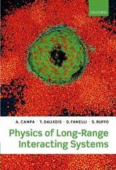 Physics of Long-Range Interacting Systems
