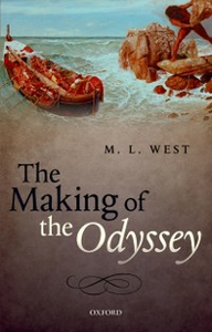 Ebook in inglese Making of the Odyssey West, M. L.